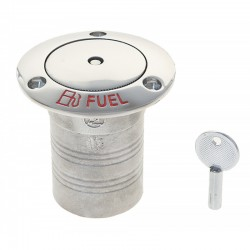 Fuel deck filler with lock mm.50 Marine Town 01