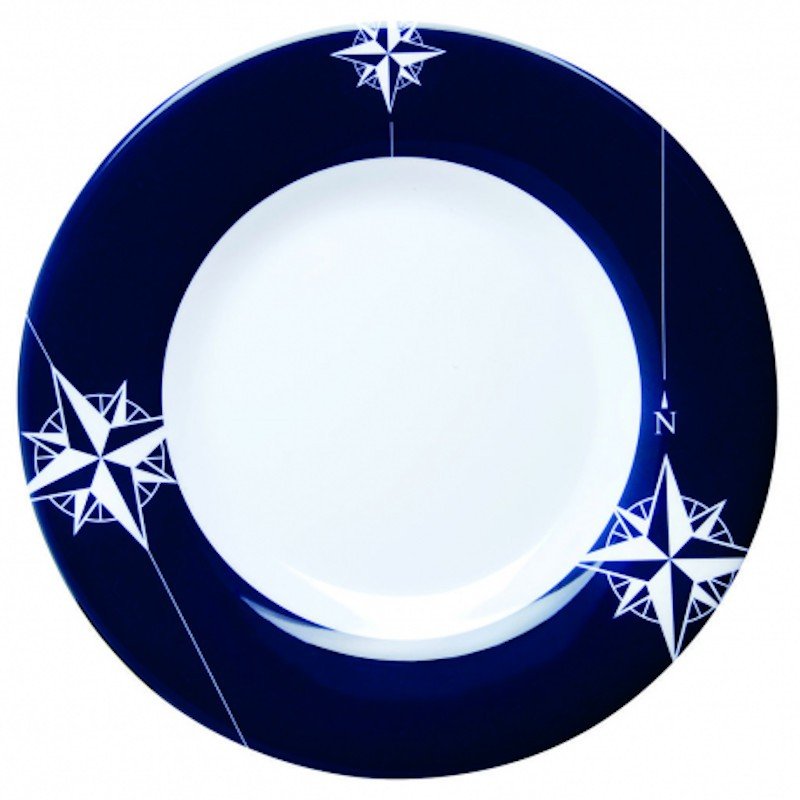 North wind dinner plates Marine Business 01