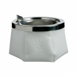 Windproof white ashtray Marine Business