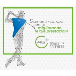 AG+ Dynamic Golf Wear